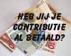 contributie