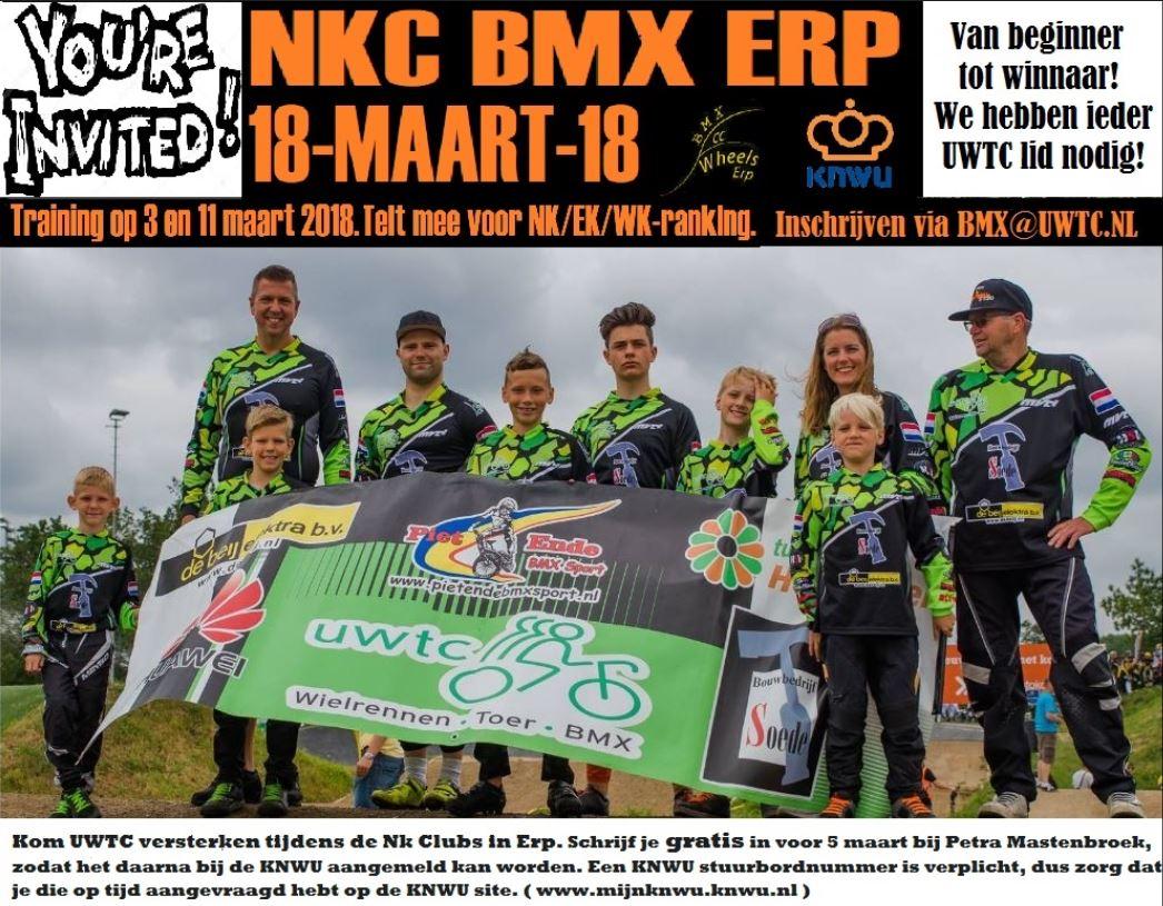 NK Clubs 2018 Erp