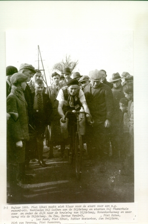 Najaar 1935 Piet Könst