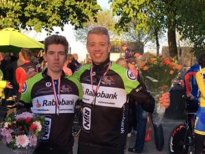 Armando en Niels
