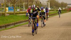 Winst voor Guus (foto Dolly vd Laan)