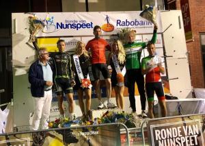 Jeroen Breewel wint Veluwe klassement